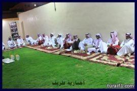 تقرير مصور لجلسة الصقارين الأولى بمحافظة طريف على شرف رئيس بلدية طريف وبرعاية حصرية من إخبارية طريف