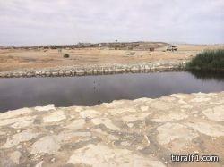 """مدير عام المياه بالجوف : مياة الصرف ستنقل لـ""""وعد الشمال"""""""