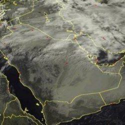 انخفاض درجات الحرارة ونشاط رياح مثيرة للأتربة والغبار على شمال المملكة