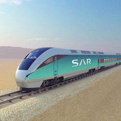 """""""سار"""": قطار الشمال يبدأ رحلات تجريبية بين الرياض والقصيم بحمولة 440 راكباً للرحلة"""
