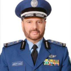 الفريق فياض الرويلي ضمن 12 قائداً للقوات الجوية السعودية