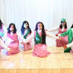 """بالصور..نادي الحي بطريف يقيم مهرجان ذكرى """"بيعة و ولاء"""""""