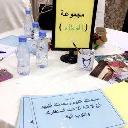 الرئيس التنفيذي لبرنامج فطن في الحدود الشمالية يفتتح معرض فطن في متوسطة أبو حنيفة وابتدائية أبو أيوب الانصاري