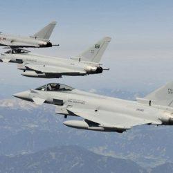 القوات الجوية الملكية السعودية تدشن مقاتلة «F.15-SA» المتطورة