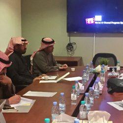 بالصور..اجتماع الشركات مع مكتب عمل طريف وبحث سبل توظيف السعوديين