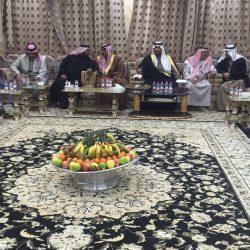 بالصور..محمد وريد أبو صلعى الرويلي يحتفل بزواج ابنه خالد