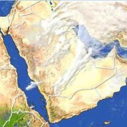 الأرصاد : تشكيلات من السحب الرعدية على الأجزاء الشمالية للمملكة