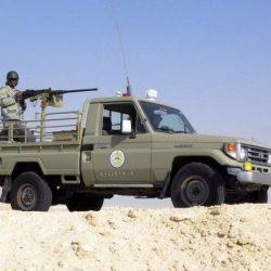 حرس حدود طريف يحبط تهريب 90 ألف حبة كبتاجون مخدرة قادمة من الأردن