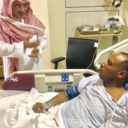 بالصور..سفارة خادم الحرمين بالأردن تطمئن على المرضى السعوديين بمستشفيات عمان