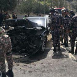 حادث مروري يؤدي إلى إصابة الملحق الثقافي السعودي بالأردن في عمّان