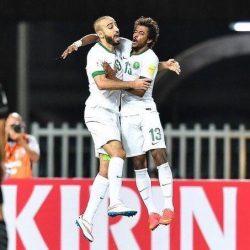 """ضمن تصفيات مونديال روسيا 2018 .. """"الأخضر"""" يتفوق على تايلاند بثلاثية نظيفة في بانكوك"""