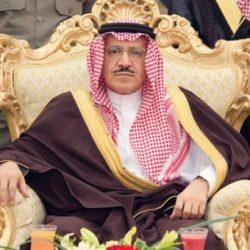 الأمير مشعل بن عبدالله يشكر مواطني الشمالية ويهنئ أميرها الجديد