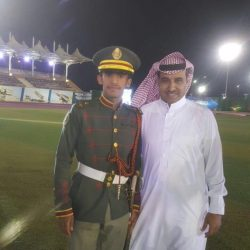 الملازم محمد حماد شاهي المدهرش يتخرج من كلية الملك فيصل الجوية