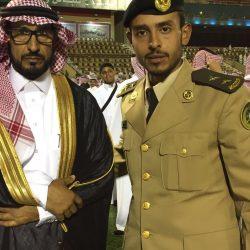 الملازم أول مهندس أسامة الرويلي يتخرج من كلية الملك عبد العزيز الحربية