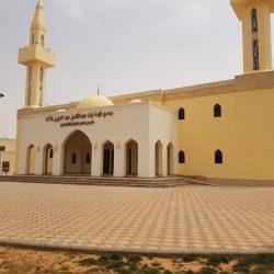 تغطية مصورة لجامع الأميرة فهدة أحدث جوامع طريف