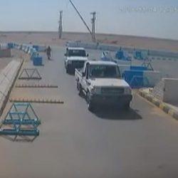 الأردن تنشر لأول مرة فيديو اغتيال 3 جنود أمريكيين على يد جندي أردني العام الماضي
