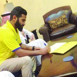 النصر يدعم صفوفه بابن الشمال عبدالعزيز العنزي