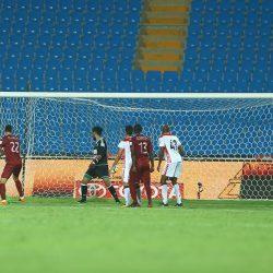 دوري جميل : الفيصلي يفوز على الرائد في مباراة الأهداف الخمسة