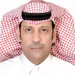 شركة الاتصالات السعودية تكرم المهندس نايف فهاد الرويلي