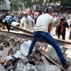 في حصيلة أولية .. مصرع 224 شخصاً في زلزال عنيف بالمكسيك