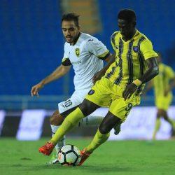 «كهربا» يقود الاتحاد لإسقاط التعاون بهدفين في الدوري السعودي