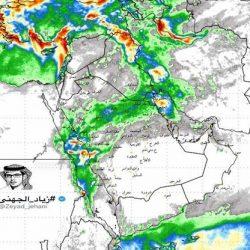 بدءاً من الأحد المقبل .. توقعات بهطول أمطار غزيرة على عدد من المناطق
