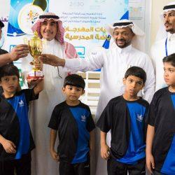 """""""جمباز تعليم طريف"""" يحقق يحقق المركز الأول بمهرجان الرياضة المدرسية بالمجمعة"""
