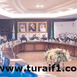 رئيس غرفة عرعر يشهد إعلان تفاصيل خطة تحفيز القطاع الخاص بمجلس الغرف السعودية