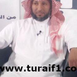 السيرة الذاتية لرئيس بلدية محافظة طريف الجديد المهندس عودة خلف العنزي