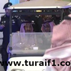 أخبارية طريف تزور رجل الأعمال الأستاذ/ مزعل بن عايد العقيلي بمنزله