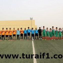 انطلاق تصفيات النسخة الثانية لتصفيات دوري المدارس الثانوية لكرة القدم على مستوى المملكة