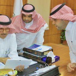 اجتماع تنسيقي بين فرع وزارة العمل والتنمية بالحدود الشمالية وإدارة المرور