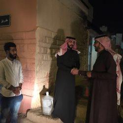 رجل الأعمال هليل الحجيفي يهنئ الفريق أول فياض الرويلي على تعيينه رئيساً لهيئة الأركان