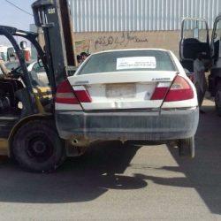بلدية العويقيلة تزيل 40 سيارة تالفة .. ضمن مبادرة إزالة التشوه البصري