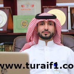 حمود العنزي مديراً لإدارة فرع وزارة العمل والتنمية الأجتماعية بمنطقة الشمالية