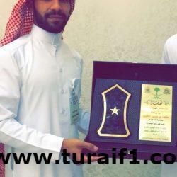 تخرج الملازم :متعب العليمى من كلية الملك خالد العسكرية