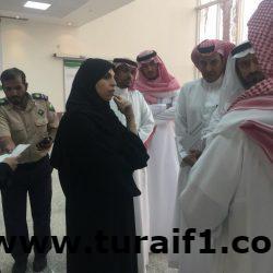 رجل الأعمال حابس سليمان الرويلي يتقدم بالتهاني للملازم طيار خالد الرويلي بمناسبة التخرج