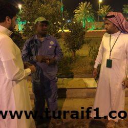 بالصور رجل الاعمال/ حامد المدوح يحتفل بتخرج ابنه المهندس/مفضي