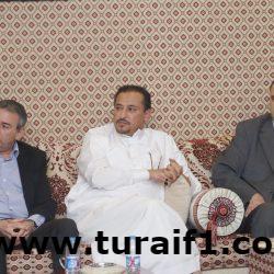 ترقية الرقيب/ سعد بن حجاج الرويلي إلى رتبة رقيب أول