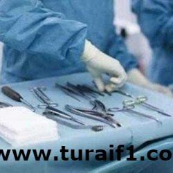 فريق طبي بمستشفى عرعر يتمكن من إنقاذ حياة مريضة تعاني من انسداد حاد بالأمعاء