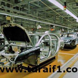 المملكة تدرس طلبات شركات محلية ودولية لتصنيع أجزاء السيارات