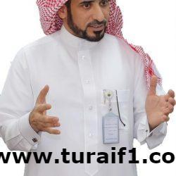 المهندس حمد الرشيدي يرفع التهنئة للقيادة الرشيدة والشعب السعودي بمناسبة اليوم الوطني 88