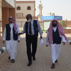 ترقية زياد بن مبارك الشراري بجمرك ميناء ضباء الى المرتبة الخامسه