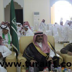 بالصور .. محافظ طريف يشرف حفل مكتب التعليم بالمحافظة باليوم الوطني الـ88