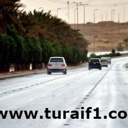 """""""الأرصاد"""" تطلق تنبيهات متقدمة تحذر من هطول أمطار رعدية وبرد في عدة مناطق"""