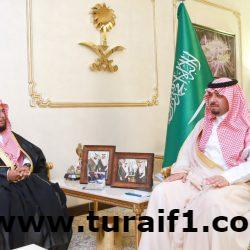سفير المملكة لدى الأردن يستقبل القائم بالأعمال الأمريكي المعين مؤخرا في عمّان