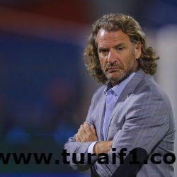 إقالة دانييل كارينيو من تدريب النصر