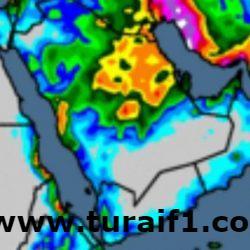 الجهني يتوقع عودة الأمطار غداً على هذه المناطق .. وتتوغل إلى الرياض