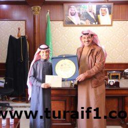إخبارية طريف تلتقي ابن طريف الحاصل على المركز الأول فى مسابقة الفيزياء على مستوى المملكة