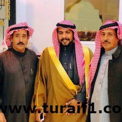 بالصور المحامي سليمان السعيدي يحتفل بزواجه